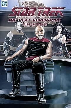 Star Trek: TNG: Mirror Broken No.0