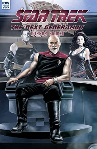 Star Trek: TNG: Mirror Broken No.0