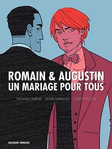 Romain & Augustin, un mariage pour tous