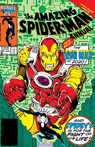 Amazing Spider-Man (1963-1998) Annual #20
