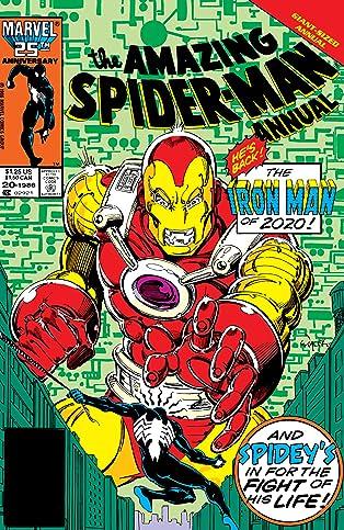 Amazing Spider-Man (1963-1998) Annual #20