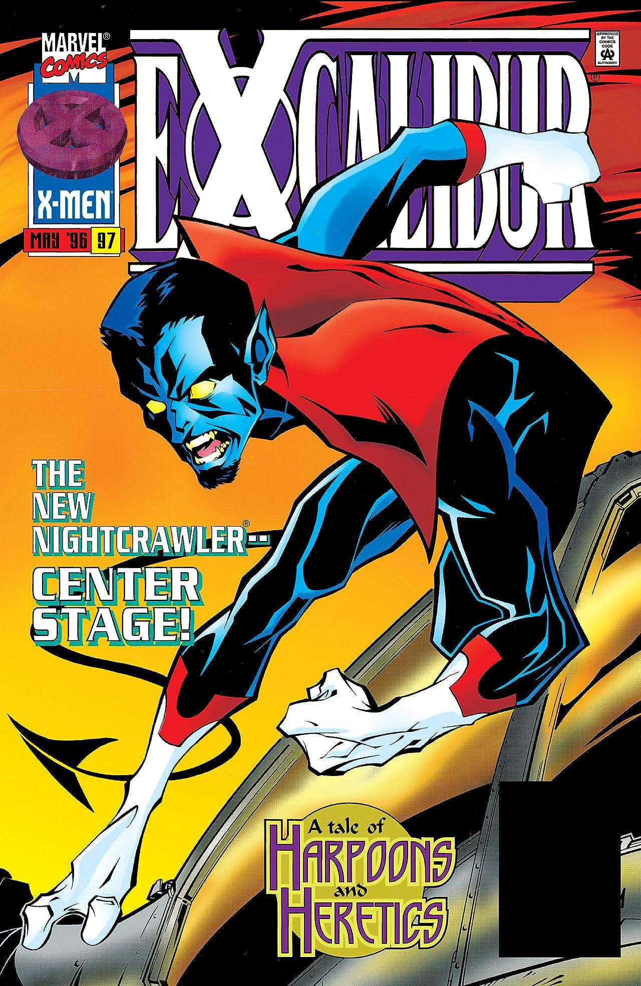 Excalibur (1988-1998) #97