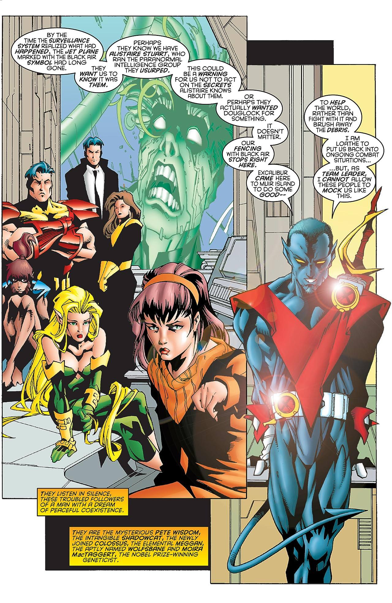 Excalibur (1988-1998) #98