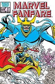 Marvel Fanfare (1982-1992) #8