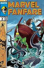 Marvel Fanfare (1982-1992) #36