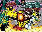 Marvel Fanfare (1982-1992) #51