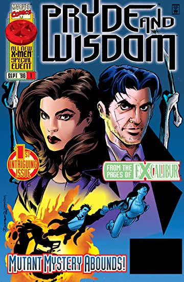 Pryde and Wisdom (1996) #1 (of 3)