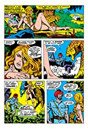 Shanna, The She-Devil (1972-1973) #2