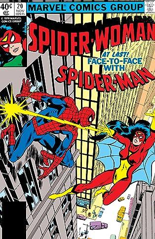Spider-Woman (1978-1983) #20
