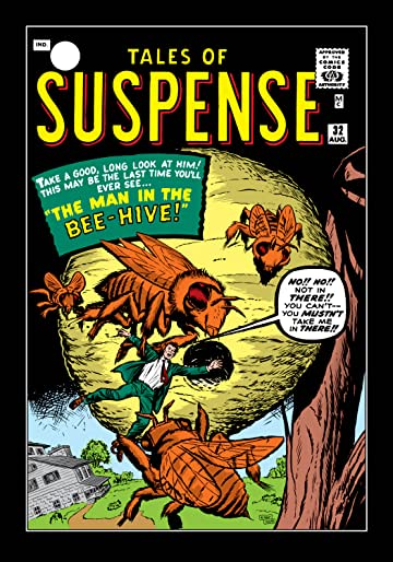 Tales of Suspense (1959-1968) #32