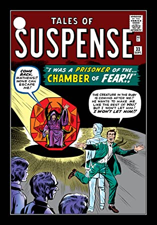 Tales of Suspense (1959-1968) #33