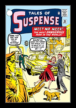 Tales of Suspense (1959-1968) #36