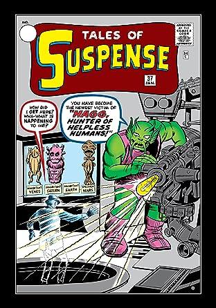 Tales of Suspense (1959-1968) #37