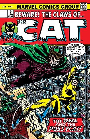 The Cat (1972-1973) #2