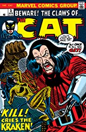 The Cat (1972-1973) #3