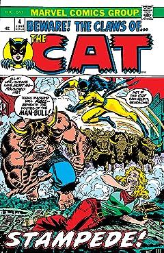 The Cat (1972-1973) #4