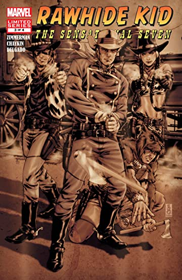 The Rawhide Kid (2010) #3 (of 4)