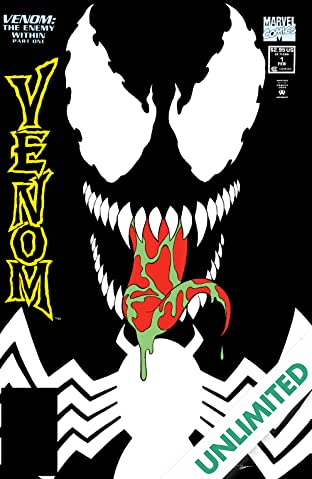 Venom: The Enemy Within (1994) #1 (of 3)