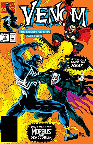 Venom: The Enemy Within (1994) #2 (of 3)
