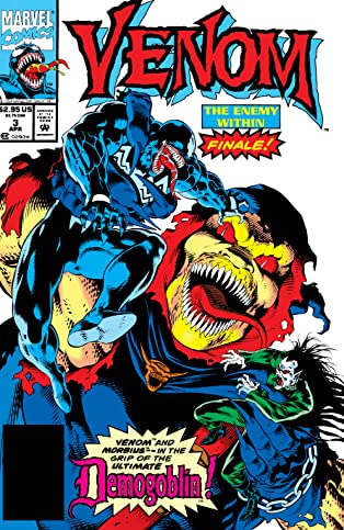 Venom: The Enemy Within (1994) #3 (of 3)