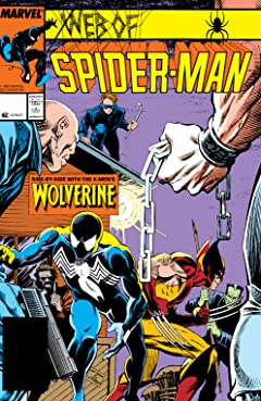 Web of Spider-Man (1985-1995) #29