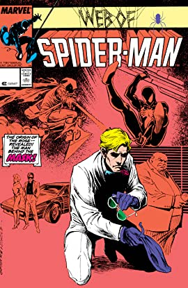 Web of Spider-Man (1985-1995) #30