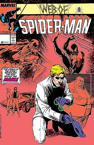 Web of Spider-Man (1985-1995) No.30