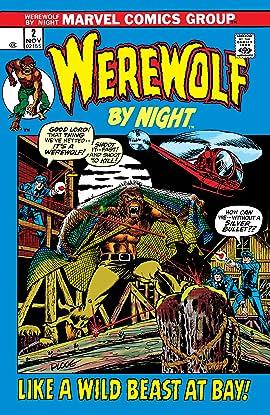 Werewolf By Night (1972-1977) #2