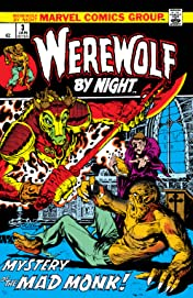 Werewolf By Night (1972-1988) #3