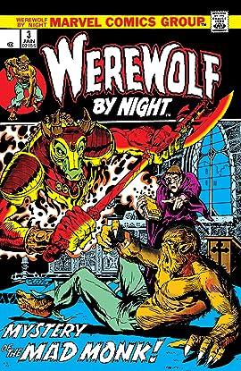 Werewolf By Night (1972-1977) #3