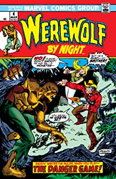 Werewolf By Night (1972-1988) #4