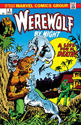 Werewolf By Night (1972-1988) #5