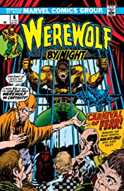 Werewolf By Night (1972-1988) #6