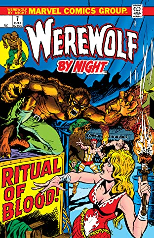 Werewolf By Night (1972-1988) #7