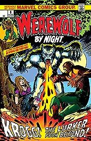Werewolf By Night (1972-1988) #8