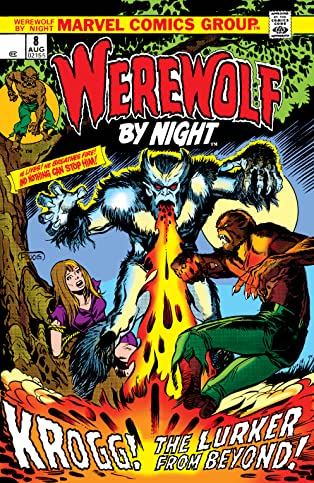 Werewolf By Night (1972-1988) #8