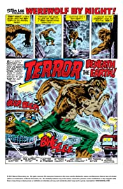 Werewolf By Night (1972-1988) #9