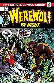 Werewolf By Night (1972-1988) #10