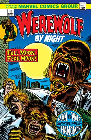 Werewolf By Night (1972-1988) #11