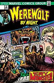 Werewolf By Night (1972-1988) #12