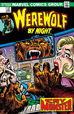 Werewolf By Night (1972-1988) #12
