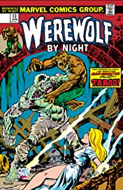 Werewolf By Night (1972-1988) #13