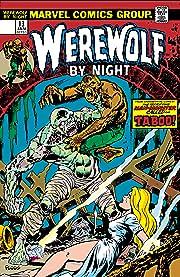 Werewolf By Night (1972-1988) #13