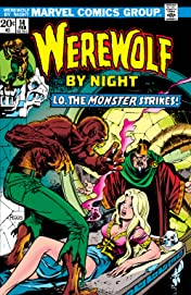 Werewolf By Night (1972-1988) #14