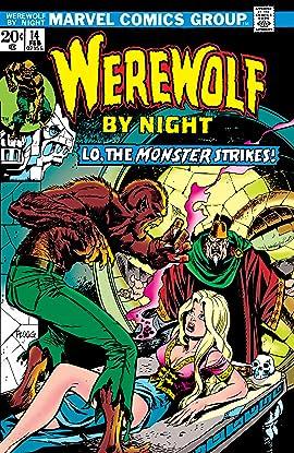 Werewolf By Night (1972-1977) #14