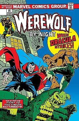 Werewolf By Night (1972-1988) #15