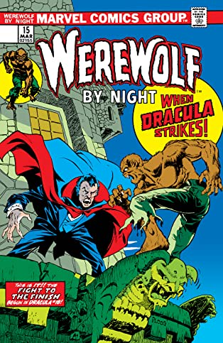 Werewolf By Night (1972-1988) #15