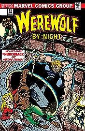 Werewolf By Night (1972-1988) #16