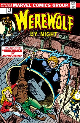 Werewolf By Night (1972-1988) #16
