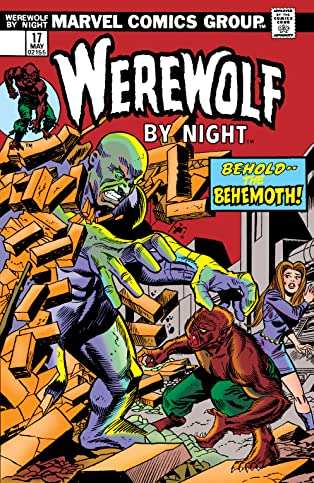 Werewolf By Night (1972-1988) #17
